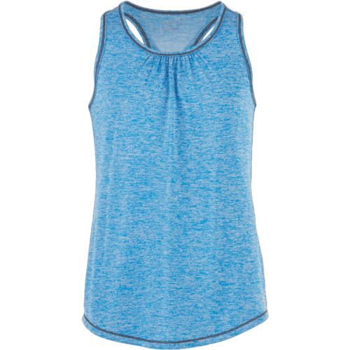 BCG Girls' Melange Turbo Training Tank Top