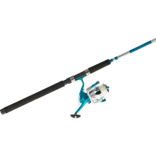 Shakespeare catch more fish surf pier m spinning rod and for Shakespeare catch more fish