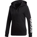 adidas Women's Essentials Linear Full Zip Hoodie - view number 1