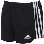 adidas Toddler Girls' 3-Stripes Mesh Short - view number 1