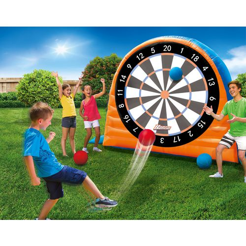 Banzai Land Bouncer All Star Inflatable Kick Dartboard Set - view number 2