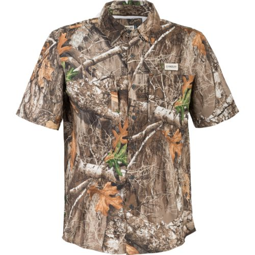 Display product reviews for Magellan Outdoors Men's Falcon Bay Camo Shirt