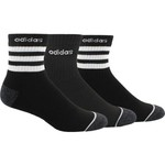 adidas 3-Stripe High-Quarter Socks 3 Pack - view number 1
