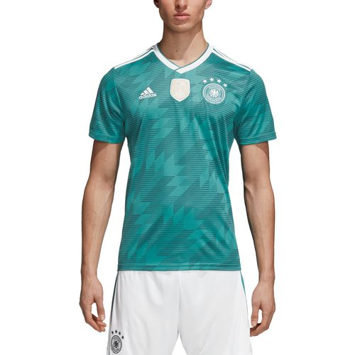 adidas Men's 2018 Germany Away Soccer Jersey - view number 2