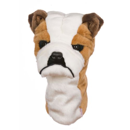 Daphne's Headcovers Bulldog Driver Headcover