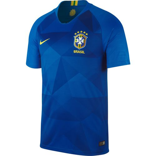 Nike Men's Brazil CBF Stadium Away Jersey