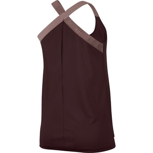 Nike Women's Dry Mesh Logo Training Tank Top - view number 2
